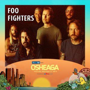 Meet the Osheaga 2021 Headliners: FOO FIGHTERS, CARDI B, POST MALONE!
