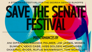 Upcoming Livestreams: Save the Senate Fest and Suzanne Vega