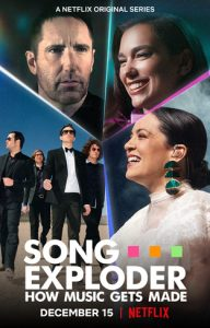 TRAILER DEBUT | Netflix's Song Exploder ft. Dua Lipa, The Killers, Nine Inch Nails & Natalia Lafourcade