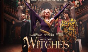 """""""ROALD DAHL'S THE WITCHES"""" TO HIT THE BIG SCREEN AND PREMIUM VIDEO ON DEMAND"""