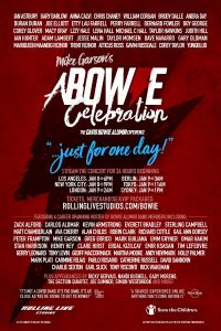 """Boy George, Taylor Momsen, Ricky Gervais, and More Join """"A Bowie Celebration"""" Livestream"""