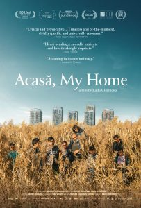 ACASA, MY HOME – OPENS IN SELECT THEATERS & VIRTUAL CINEMAS ON JANUARY 15