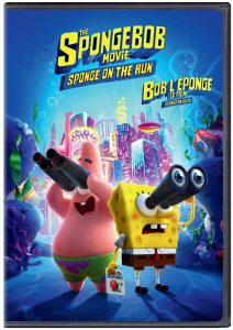 The SpongeBob Movie: Sponge On The Run arrives on Blu-ray, DVD, Digital and On Demand in Canada on February 2, 2021 from Paramount Home Entertainment