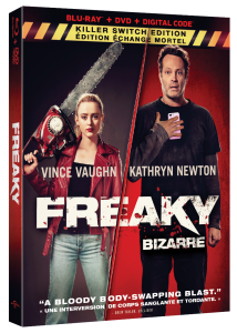 Universal Pictures Home Entertainment – FREAKY is Out Now!