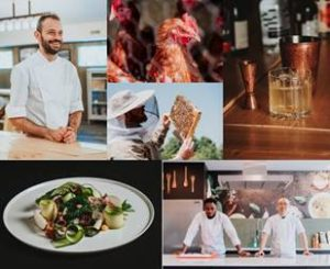 Chef Jean-Sébastien Giguère Brings the Coureur Des Bois Team to Downtown Montreal – Restaurant h3 Will Soon Open for Business