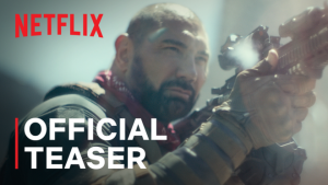 Army Of The Dead   Official Teaser Trailer   Directed By Zack Snyder and Starring Dave Bautista, Ella Purnell, Omari Hardwick, Ana De La Reguera, Theo Rossi, Matthias Schweighöfer, Tig Notaro and more