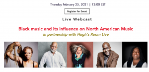 Virtual Panel – Black music and its influence on North American Music