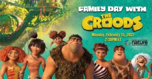 "UNIVERSAL PICTURES HOME ENTERTAINMENT LAUNCHES ""FAMILY DAY WITH THE CROODS"" IN PARTNERSHIP WITH CANADIAN MUSEUM OF NATURE"