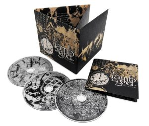 LAMB OF GOD to Release Deluxe Edition of Critically Acclaimed Self-Titled Album on March 26