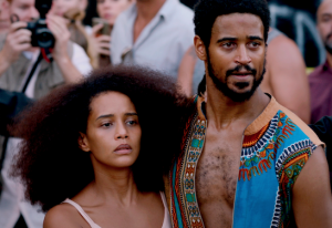SXSW: EXECUTIVE ORDER An authoritarian Brazil forces black citizens to Africa – starring Alfred Enoch (upcoming Apple TV's Foundation, How To Get Away With Murder, Harry Potter films)