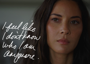 SXSW 2021: World Premiere of VIOLET from Writer/Director Justine Bateman; Starring Olivia Munn, Luke Bracey & Justin Theroux