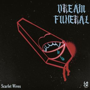 Debut single from Montreal's Scarlet Wives, Dream Funeral, out now! A heavy-hitting slice of fairy grunge 🤘🏼
