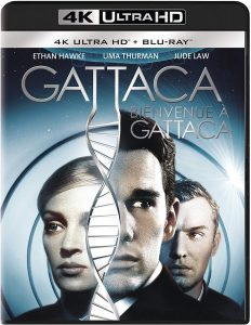 SONY PICTURES HOME ENTERTAINMENT New Release – GATTACA ON 4K ULTRA HD™