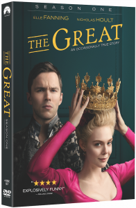 """""""THE GREAT"""" Season One arrives on DVD on May 18, 2021 from Paramount Home Entertainment"""