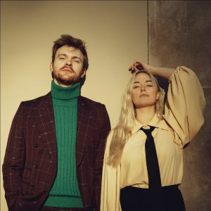 """FINNEAS And Ashe Release Single and Music Video, """"Till Forever Falls Apart"""""""