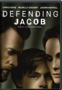 """""""DEFENDING JACOB"""" arrives on DVD July 6, 2021 from Paramount Home Entertainment"""