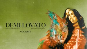 """DEMI LOVATO'S NEW ALBUM """"DANCING WITH THE DEVIL… THE ART OF STARTING OVER"""" #1 ON BILLBOARD ALBUM SALES CHART"""
