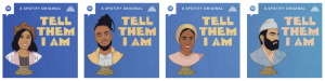 TELL THEM, I AM Podcast – Defining Moments from Muslim Voices Including Mvstermind, Nadiya Hussain, Arya & More