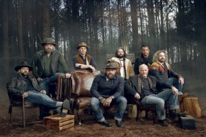 Zac Brown Band Announces First-Ever Livestream From Famed Southern Ground Studio