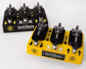 Jack White & Coppersound Pedals announce new digital octave pedal