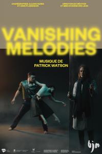 BJM Unveils their New Creation – Vanishing Mélodies: Music by Patrick Watson – November 2 at Place des Arts