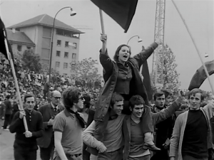Tënk presents ECHOES OF MAY – a selection of five films that commemorates the legacy of May 68
