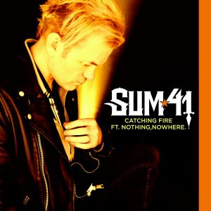 """Deryck Whibley of Sum 41 releases """"Catching Fire feat. nothing,nowhere"""" after healing from wife's suicide attempt"""