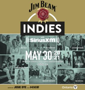 Canadian Music Week Appoints Sessions: 38th Annual Music Festival — Performances by July Talk +more from the INDIES, May 27 and 30