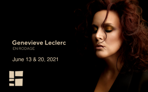 Two Pianos and One Stellar Voice! In-Person Geneviève Leclerc Concert at Segal Centre