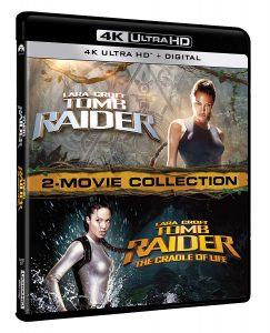 Tomb Raider – 2-Movie Collection 4K Ultra HD Edition