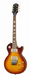 Alex Lifeson: Legendary RUSH Guitarist Teams with Epiphone for Les Paul Standard Axcess