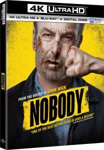 Nobody – 4K Ultra HD Blu-ray