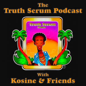 """9x Grammy Nominated Producer Kosine Releases Episode 3 of """"The Truth Serum Podcast"""" – an Unfiltered Podcast Exploring the Music Industries Truths"""