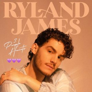 """TWO TIME JUNO NOMINATED ARTIST RYLAND JAMES RELEASES NEW HEARTFELT ANTHEM """"3 PURPLE HEARTS"""""""