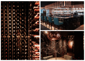 Wine Spectator honors Restaurant h3 with a Best Award of Excellence