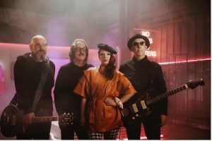"""Garbage unveil new video, """"The Creeps"""""""