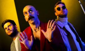 """X AMBASSADORS PREMIERE CINEMATIC NEW SINGLE """"MY OWN MONSTER"""""""