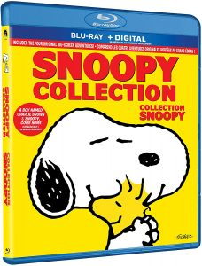 The Snoopy Collection – Blu-ray Edition