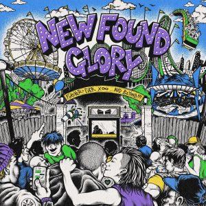"New Found Glory Release New Single ""Backseat"""