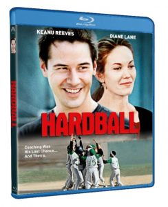 HARDBALL celebrates its 20th anniversary this year and arrives on Blu-ray for the first time ever September 21, 2021 from Paramount Home Entertainment