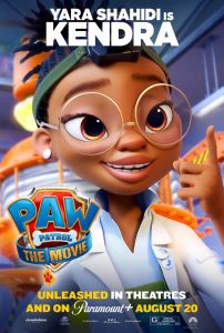 PAW PATROL: THE MOVIE – NEW FEATURETTE & CHARACTER POSTERS!