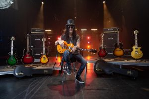 Epiphone Slash Collection Celebrates the Iconic Guitarist and His Influential Guitars; Available Worldwide Now on Epiphone.com