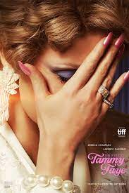 THE EYES OF TAMMY FAYE | In Theaters September 17 | Poster Debut