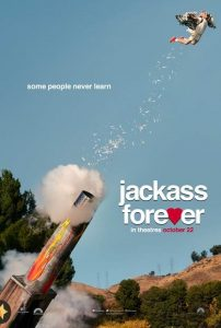 jackass forever | NEW TRAILER AND POSTERS!