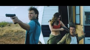 Emile Hirsch and Liana Liberato in DIG – First Look