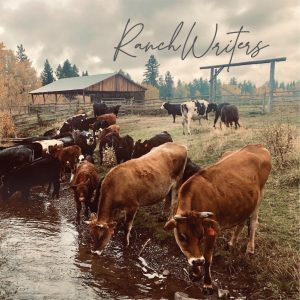 """Barney Bentall & Geoffrey Kelly are RanchWriters; Release single """"Bonaparte Plateau"""" and Album to be Released September 17"""