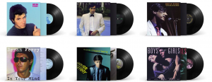 Bryan Ferry – His first six solo albums back on vinyl to be Released on July 30, 2021