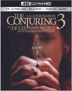 The Conjuring 3: The Devil Made Me Do It – 4K Ultra HD Edition