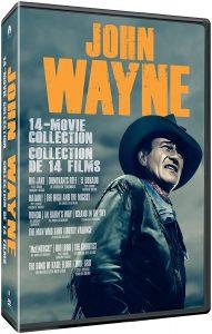 John Wayne – Essential 14 Movie Collection