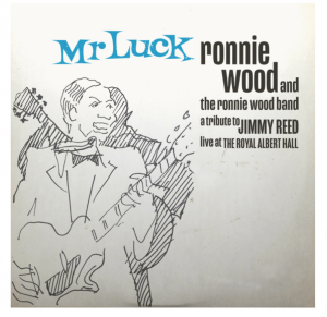 """Ronnie Wood and the Ronnie Wood Band, share """"Shame, Shame, Shame"""" + """"Roll And Rhumba"""" from 'Mr. Luck – A Tribute To Jimmy Reed Live At The Royal Albert Hall' out September 17"""